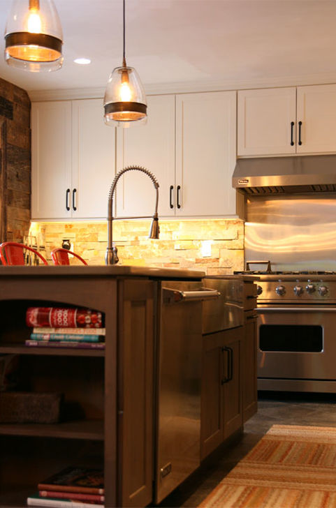 Rugged Kitchen
