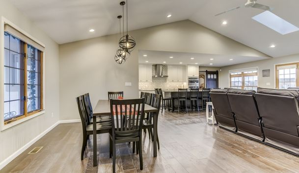 Open Concept Home Remodel