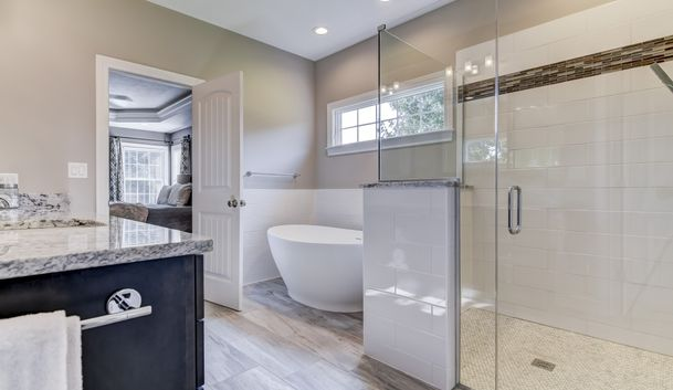 So Sharp Master Bath 5