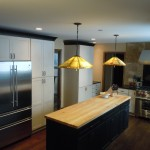 Sleek with Storage - Home & Kitchen Remodel