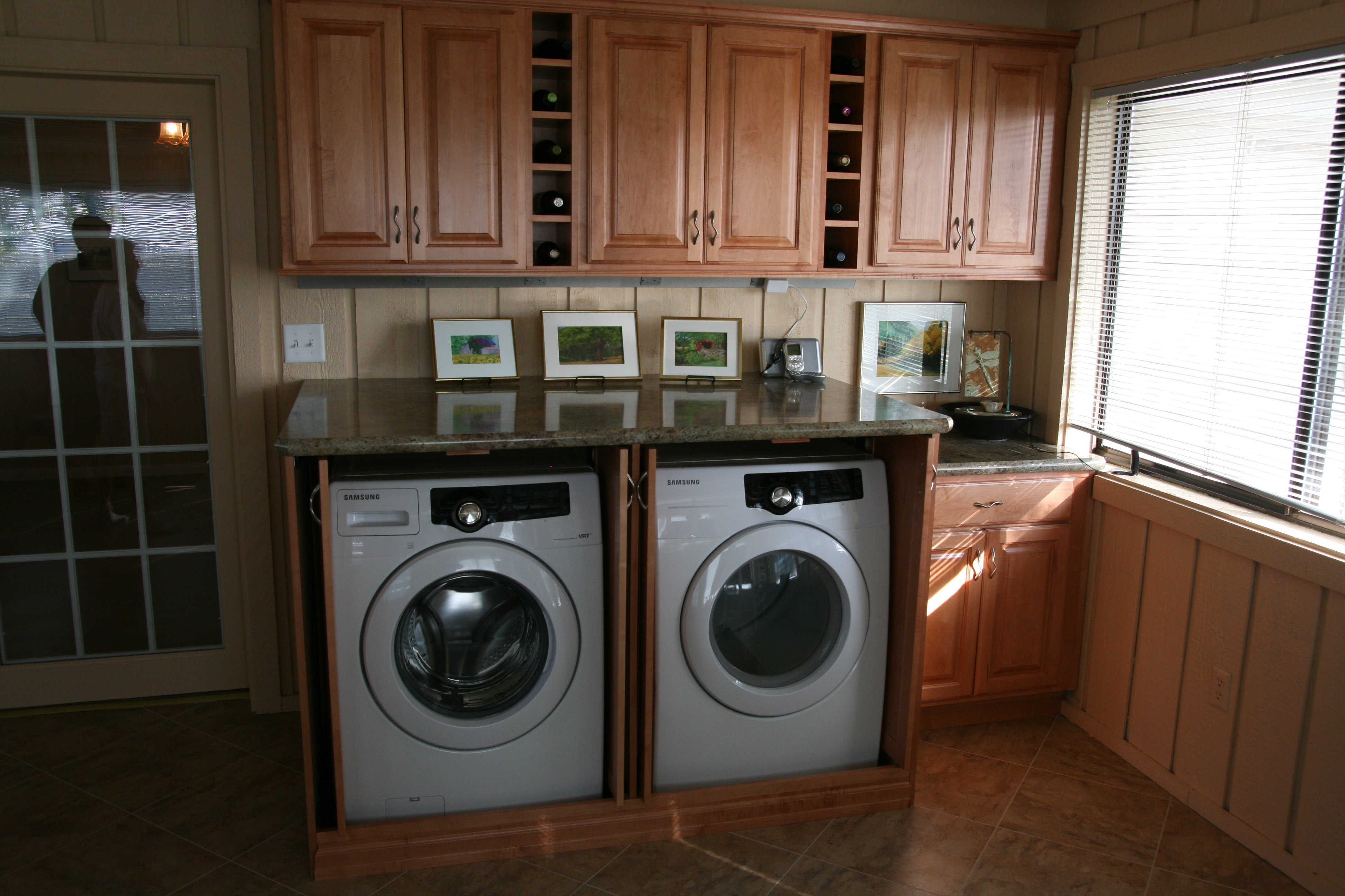 laundry room cabinets dreammaker bath kitchen springfield il
