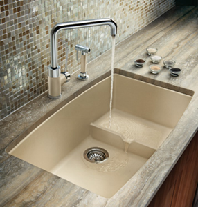 Crushed Granite Sink : and the Kitchen Sink! DreamMaker Bath & Kitchen