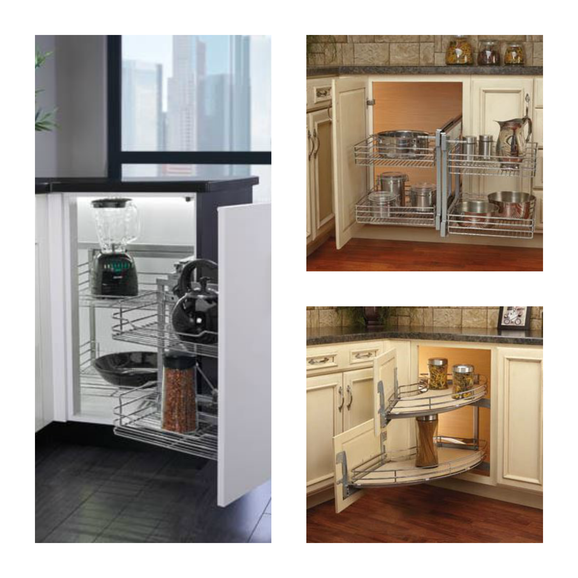 Kitchen Cabinets Accessories: Cabinet Accessories For Small Kitchens