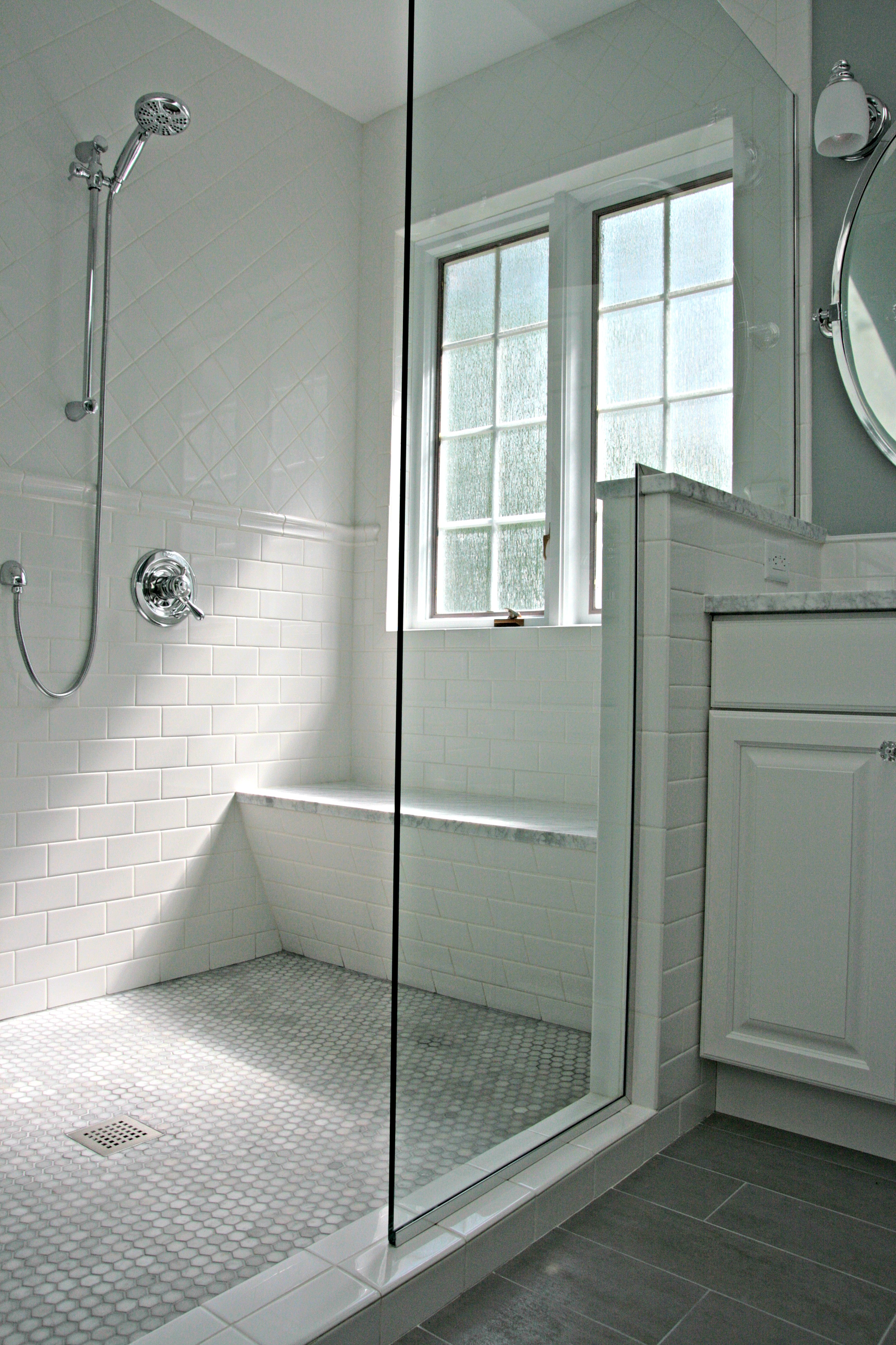 how to clean very dirty shower glass