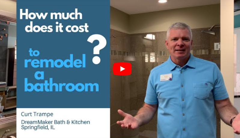 Video How Much Does it cost to remodel a bathroom