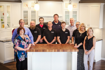 Our team of experienced designers and remodelers