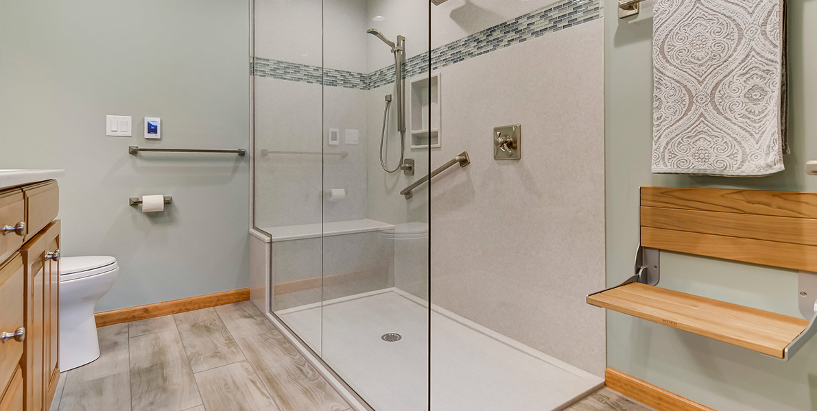 Our Accessible Living Remodeling Projects