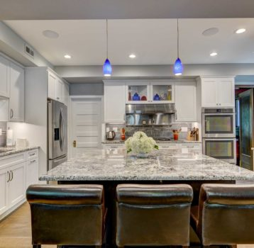 New Generation Style - The Open Concept Kitchen