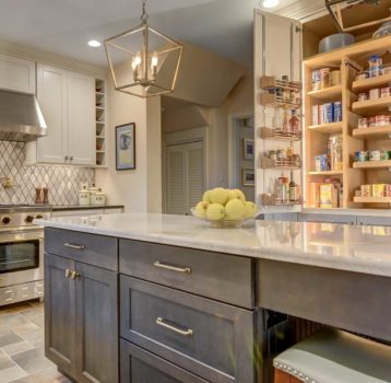 Choosing Cabinets for Your Kitchen or Bathroom