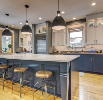 Kitchen Updates For a Large Island