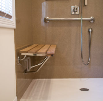 Accessible Master Bathroom Addition
